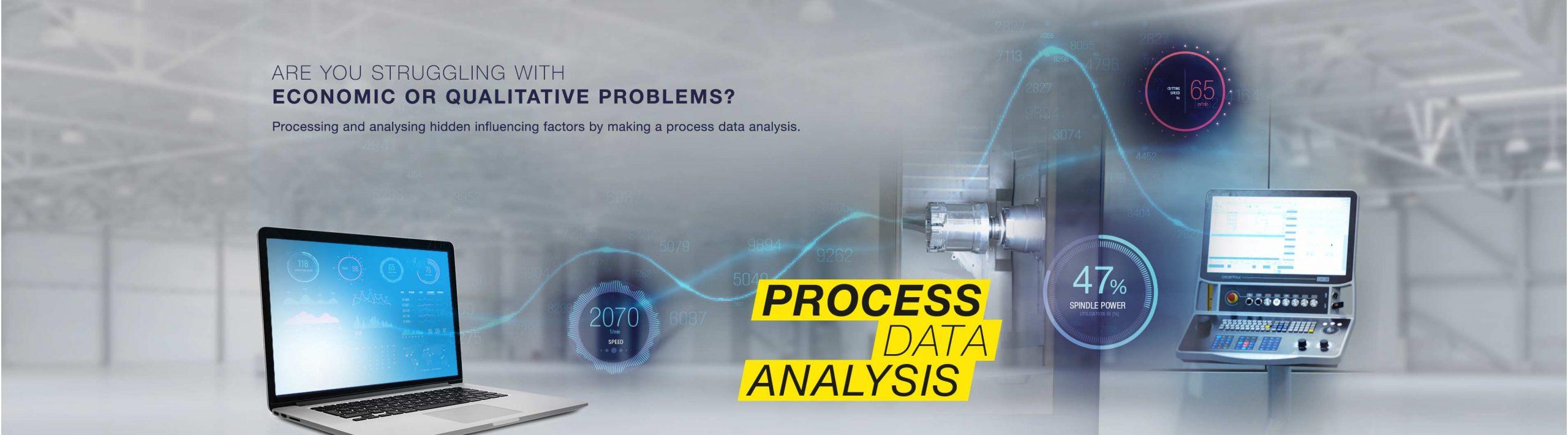Gühring process data analysis